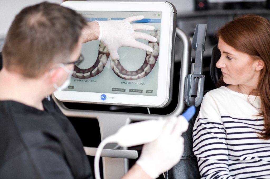 Teeth Straightening Treatment, Exeter